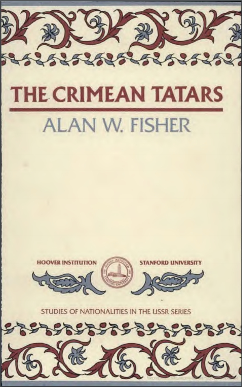The Crimean Tatars
